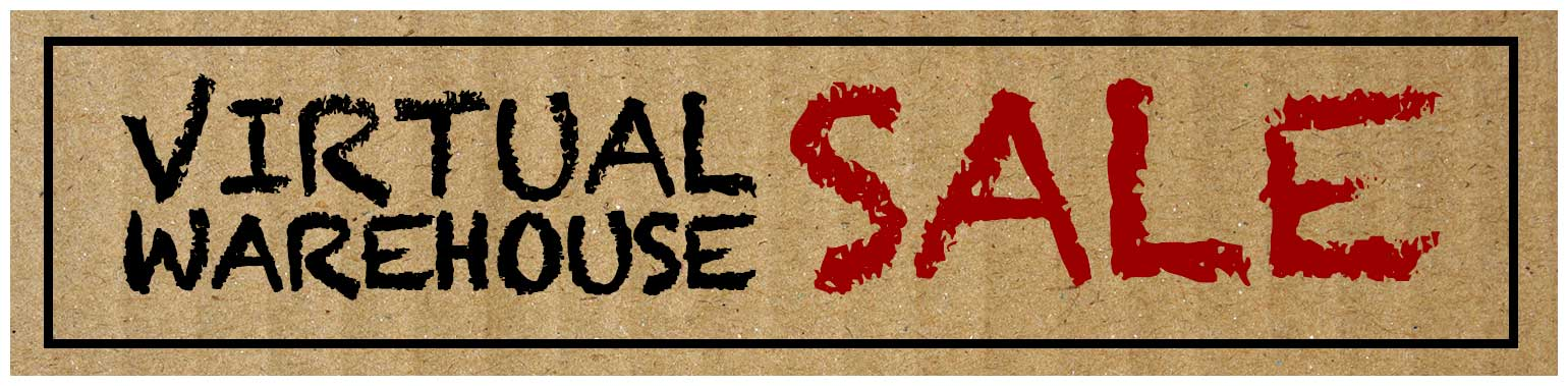 LAST CHANCE Virtual Warehouse Sale: Enjoy one more day of Exclusive Prices!