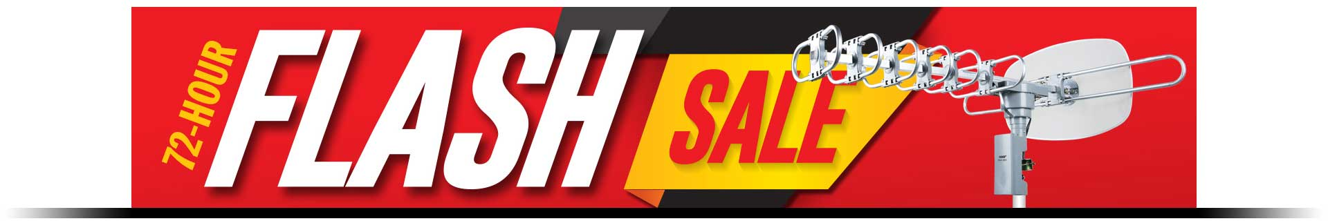 72 Hour Weekend Flash Sale: Stock up now on Month End ESSENTIALS!
